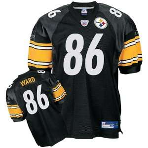 Reebok Pittsburgh Steelers Hines Ward Authentic Team Color