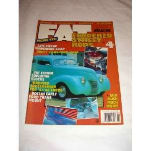 Fat Fendered Street Rods V. 1 #4 1991 Late Pickup