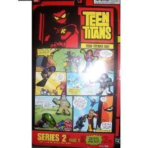Teen Titans Series 2 1.5 Comic Book Heroes Toys & Games