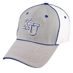 Top of the World Kansas Jayhawks Nickel D 1Fit Hat Sports