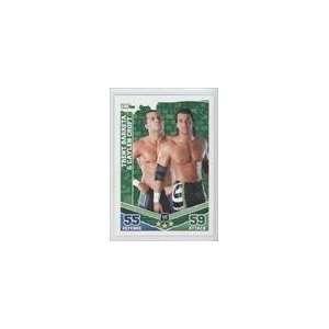 2010 Topps Slam Attax Mayhem WWE #92   Trent Barreta