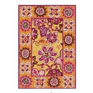hook pattern rug on popscreen
