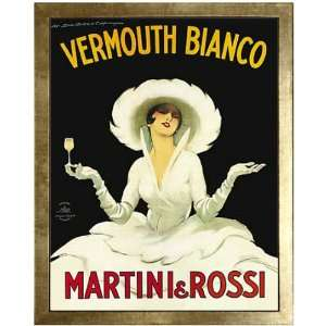 Martini & Rossi   Vermouth Bianco by Marcello Dudovich