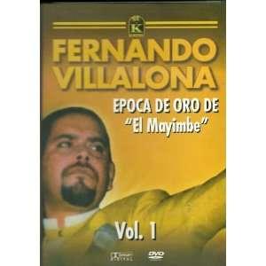 Fernando Villalona~Epoca De Oro DeEl MayimbeVol.1 Movies & TV