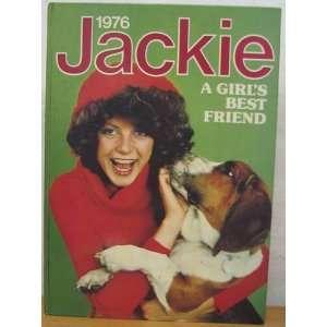 JACKIE A GIRLS BEST FRIEND 1976 Unknown Books