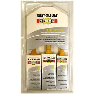 Linzer A 6103 3 Piece Professional Rust Oleum Brush Set