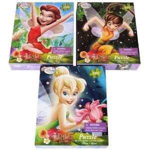 Disney Fairies TinkerBell and the Lost Treasure 100 Pc