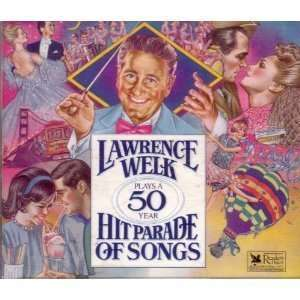 LAWRENCE WELK PLAYS A 50 YEAR HIT PARADE OF SONGS  5 LP