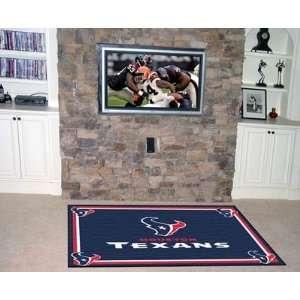 Houston Texans NFL Merchandise   Area Rug 5 X 8