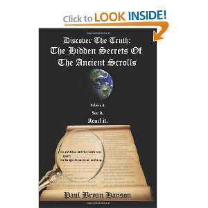 Discover The Truth The Hidden Secrets Of The Ancient