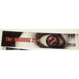 THE GRUDGE 2 MOVIE MYLAR: Everything Else