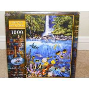 Christian Riese Lassen**ETERNAL RAINBOW SEA**1000 piece