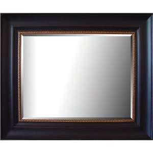 Dark Mahogany Mirror By Coaster Furniture: Home & Kitchen