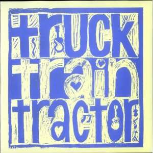 Starforce Truck Train Tractor Music