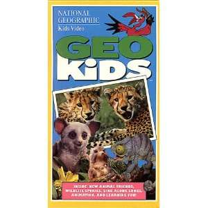 Slugs, and Stuff That Makes Animals Special [VHS] Geokids Movies