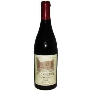Brick House Cuvee du Tonnelier Pinot Noir 2009 Grocery
