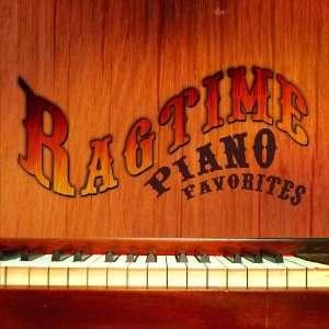 Ragtime Piano Favorites Music
