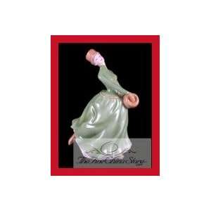 Royal Doulton Pretty Ladies Petite Figurine Grace