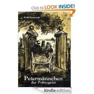Petermännchen, der Poltergeist (German Edition) Erika Borchardt