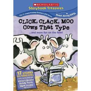 , Clack, Moo   Cows That Type & More Fun on the Farm Movies & TV