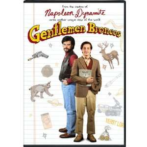 Gentlemen Broncos: Micheal Angarano, Jennifer Coolidge