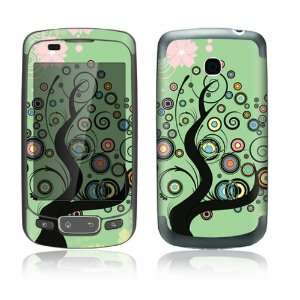 Girly Tree Design Decorative Skin Cover Decal Sticker for