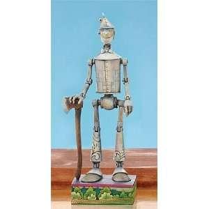Jim Shore, I Dont Miss A Beat, Wizard of Oz Tin Man Figure