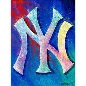 New York Yankees Bill Lopa Poster by Steiner Sports