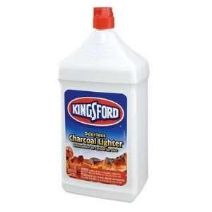 Kingsford 71178 CHARCOAL LIGHTER FLUID 64 OZ Home Improvement