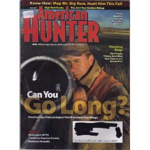 are killing your chances at a dream hunt.) Douglas G. Moore Books