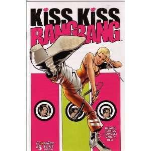 Kiss Kiss Bang Bang, Vol 1 #5 (Comic Book) BEDARD Books