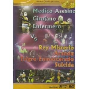 La Mejor Lucha Clasica Mexicana (065): Wrestlers, Multi