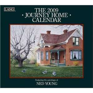 Journey Home by Ned Young 2009 Lang Wall Calendar Office Products