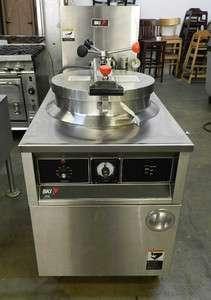 BKI FKM F Electric Pressure Fryer