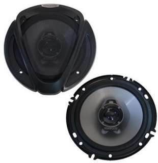 Soundstream speakers