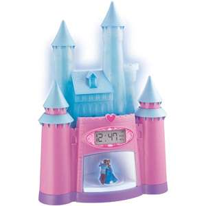 Disney Princess Magical Light Up Storyteller Alarm Clock