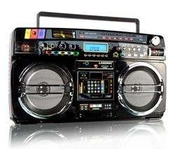 Ghetto blaster boombox for sale on popscreen - Lasonic ghetto blaster i931x ...