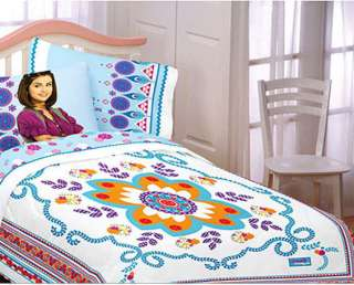 WIZARDS OF WAVERLY PLACE TWIN COMFORTER, SHEETS BEDDING