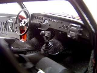 diecast model of 1972 Lancia Fulvia 1 6HF #2 die cast model car By