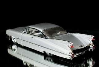 1959 Cadillac Coupe DeVille DUB CITY Diecast 124 Silve