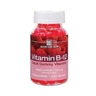 Nutrition Now® Vitamin B 12 Adult Gummy Vitamins   NUTRITION NOW