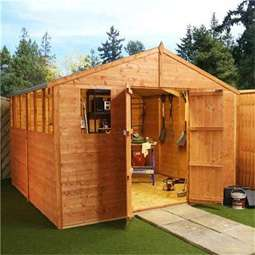 Buy Garden Sheds, Metal Sheds, Log Cabins and Summerhouses UK   Cheap
