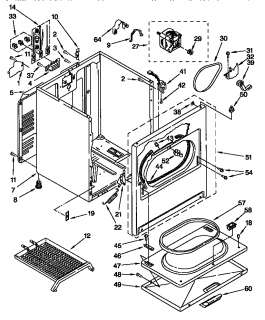 maytag washing machine wiring diagrams with Wiring Diagram For A Ge Dryer On Switch on Diy Induction Heater further Parts For Maytag Hav2558aww also Kenmore Stackable Washer Dryer Belt Diagram besides Fuse Box Machine besides Whirlpool Tub Pump Wiring Diagram.