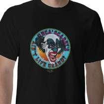 Evil Clown T Shirt   Ain't Life Grand? by bear77