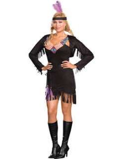 Plus Size Womens Sexy Indian Costume  Jokers Masquerade