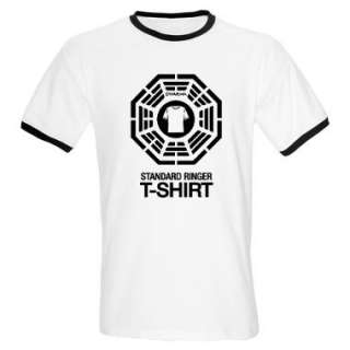 Dharma Initiative Logo Standard T Shirt