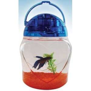 Aqua Pal 1 Gallon heart Tank Kit (Catalog Category