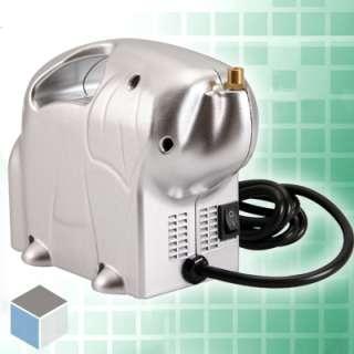 MINI AIR COMPRESSOR & VACUUM PUMP FOR AIRBRUSH/NAIL ART