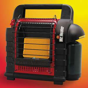 Mr. Heater Portable Buddy Heater Heating, Cooling, & Air Quality