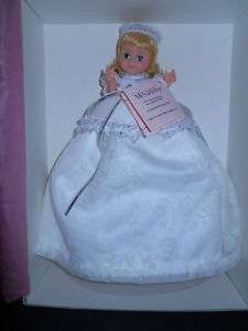 MADAME ALEXANDER WHITE ANGEL Doll NIB